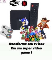 Jogos Retro para Tv Box Tx9 Tx3
