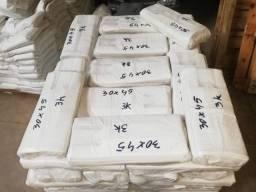 1kg Sacolas Plásticas Lisas Recicladas, Alça Camiseta(recuperadas e reforçadas) 30x45x07