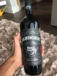 Los intocables - black malbec - 2018
