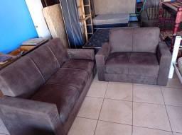 Jogo de sofá novo