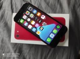 Iphone 8 Red, 256gbs único dono, muito bem conservado.