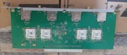 Placa Tronco GSM/3G Intelbras 8 Canais Impacta 94/140/220/300
