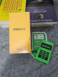 POCO m3 128GB Amarelo