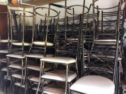 Lote de cadeiras