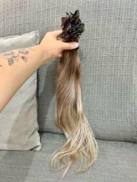 Mega Hair Loiro Brasileiro