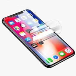 Película de Gel Silicone 5D iPhone 12 Pro