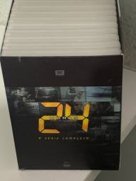 Box DVD serie 24 horas completo
