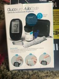 Vendo monitoramento de glicose