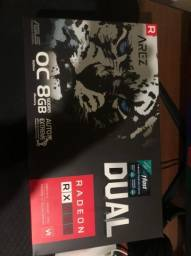 Rx 580 8GB Asus Arez Dual OC Edition