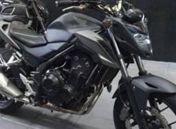 Moto Modelo Honda. CB 500F!