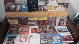 Lote 114 discos lps Orquestra Musica Clássica  romântica