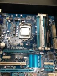 I7 3770k, GA-Q77M-D2H, 16GB (2x8) de ram Hyperx Fury DDR3, WC Corsair H45 120MM