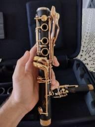 Clarinete devon e burgani os2 em Lá (A)
