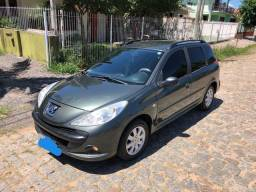 Peugeot 207 completo Ano 2010