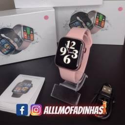 Relógio Smartwatch HW16 IOS e ANDROID