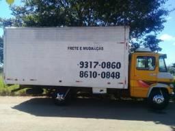 Caminhão Mercedes 608 ano 78