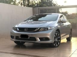 Honda Civic LXR 16/16 Impecável baixo km - 2016
