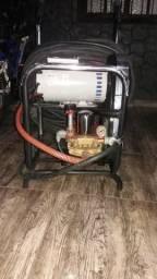 Máquina profissional de lava jato