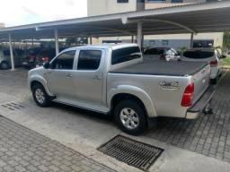 Raridade: Toyota Hilux 2.5 4x4 Diesel 2012 - 2012