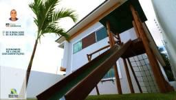 Aparto com 2 Banheiros, Playground e Paisagismo / Documentação total Grátis