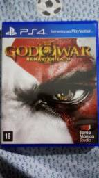 God of war 3 Ps4 (usado)