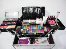 Maleta +kit Maquiagem