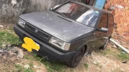 Fiat mile vendo ou troco por moto - 1986
