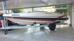 Linda Lancha Runner 6500 Motor Evinrude 175hp - 1995
