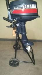 Motor de popa Yamaha 8 hp