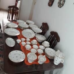 Aparelho de Jantar porcelana francesa Limoges