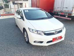 Civic Sedan LXR 2.0 Flexone Aut.  - 2014