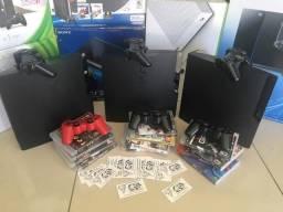 PS3 / Playstation 3 - Promoção - Semi Novo - Original - com Garantia