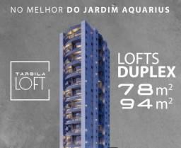 Apartamento Loft com o menor valor do metro quadrado jamais visto no Aquários