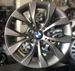 Rodas BMW X1 aro 17 Originais BMW 17x7,5 polegadas por R$2900,00 o Jogo