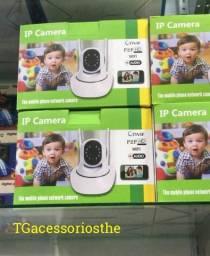 $125 Câmeras IP babá eletrônica/infravermelho/wi-fi/sensor de movimento/áudio