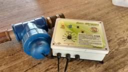 Ionizador para piscinas, semi novo