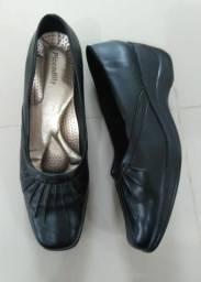 Sapato preto Picadilly 38
