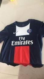 Camisas PSG e Arsenal originais