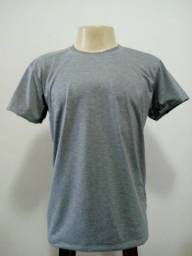 71d10b84ea5 Camiseta lisa cinza mescla (produto direto da fabrica)