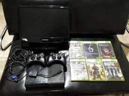 Xbox 360 250G + monitor