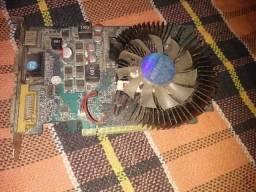 Placa de vídeo 1gb 128bits