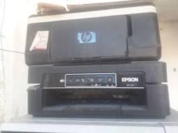 Impressoras para retirada de peças