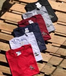 3 Camisetas por R$84,90! Diversos modelos e marcas! Super Promoção!