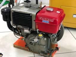 Motor Yanmar 9,5 CV NOVO