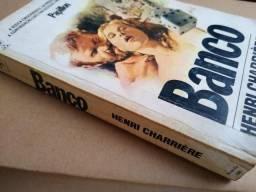 Livro de Bolso Usado Papillon Banco Henri Charriere em ótimo estado