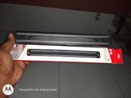Barra magnética para organização de facas ou ferramentas