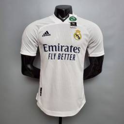 CAMISA REAL MADRID HOME AUTHENTIC
