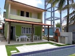 Ótima Casa a Beira Mar na Praia de Itapoama