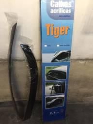 Calha para chuva - cobalt e outros modelos TIGER