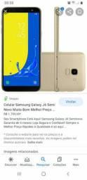 Samsung Galaxy J6 Gold 32 gigas.